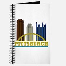 Pittsburgh Pennsylvania Skyline Journal