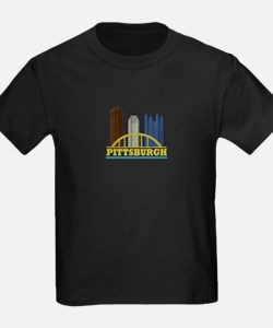Pittsburgh Pennsylvania Skyline T