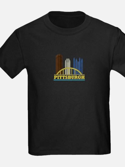 Pittsburgh Pennsylvania Skyline T