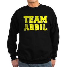 TEAM ABRIL Sweatshirt