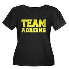 TEAM ADRIENE Plus Size T-Shirt