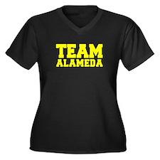 TEAM ALAMEDA Plus Size T-Shirt