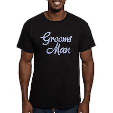 AmoreGroomsmanDrkT T-Shirt