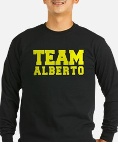TEAM ALBERTO Long Sleeve T-Shirt