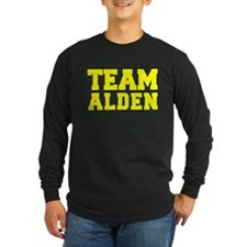 TEAM ALDEN Long Sleeve T-Shirt