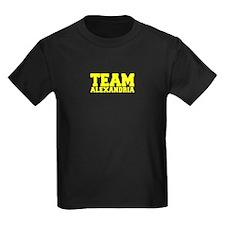 TEAM ALEXANDRIA T-Shirt