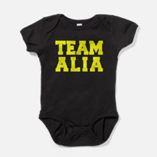 TEAM ALIA Baby Bodysuit