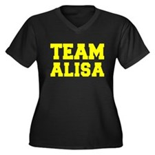 TEAM ALISA Plus Size T-Shirt