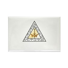 Cool Esther Rectangle Magnet (100 pack)