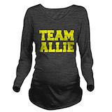 Team allie Long Sleeve T Shirts