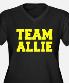 TEAM ALLIE Plus Size T-Shirt