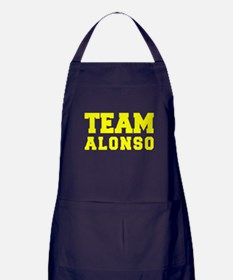 TEAM ALONSO Apron (dark)