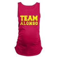 TEAM ALONSO Maternity Tank Top