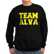 TEAM ALVA Sweatshirt