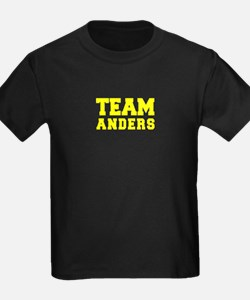 TEAM ANDERS T-Shirt