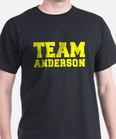 TEAM ANDERSON T-Shirt