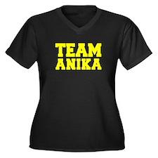 TEAM ANIKA Plus Size T-Shirt
