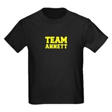 TEAM ANNETT T-Shirt