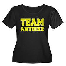 TEAM ANTOINE Plus Size T-Shirt