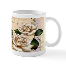 modern rose chandelier floral Mugs