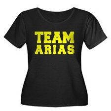 TEAM ARIAS Plus Size T-Shirt