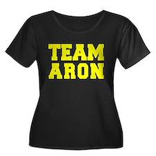 TEAM ARON Plus Size T-Shirt