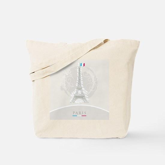 Beautiful Paris Tote Bag