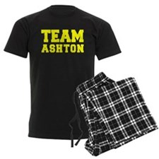 TEAM ASHTON Pajamas