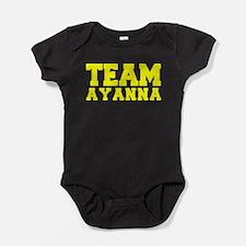 TEAM AYANNA Baby Bodysuit