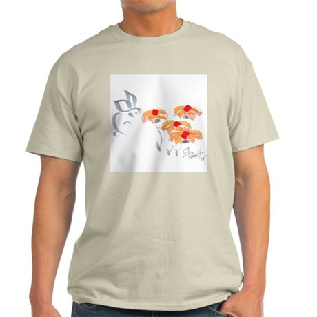 Orange flowers Light T-Shirt