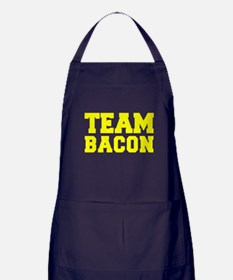 TEAM BACON Apron (dark)