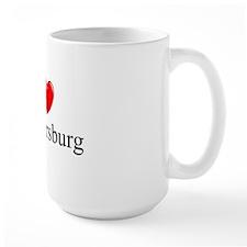 """""""I Love St. Petersburg"""" Mug"""