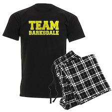 TEAM BARKSDALE Pajamas