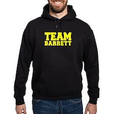 TEAM BARRETT Hoody