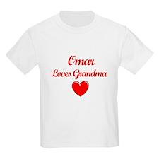 Omar Loves Grandma T-Shirt