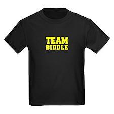 TEAM BIDDLE T-Shirt