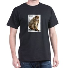 Barbary Macaque T-Shirt