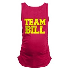 TEAM BILL Maternity Tank Top