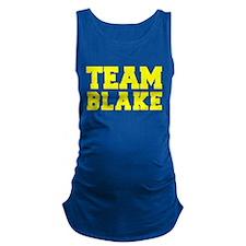 TEAM BLAKE Maternity Tank Top