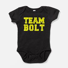 TEAM BOLT Baby Bodysuit