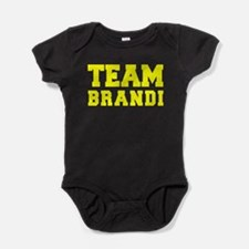 TEAM BRANDI Baby Bodysuit