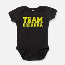 TEAM BREANNA Baby Bodysuit