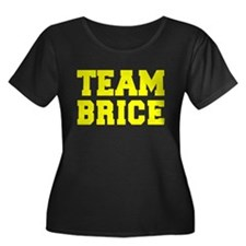 TEAM BRICE Plus Size T-Shirt