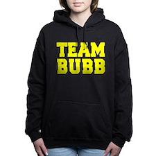 TEAM BUBB Women's Hooded Sweatshirt