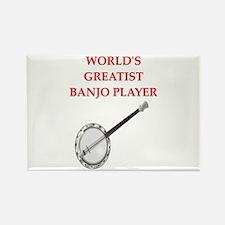 banjo Magnets