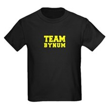 TEAM BYNUM T-Shirt
