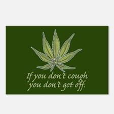 Getting High Postcards (Package of 8)