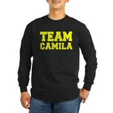 TEAM CAMILA Long Sleeve T-Shirt