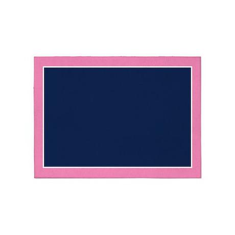 pink and blue 5 39 x7 39 area rug by mcornwallshop. Black Bedroom Furniture Sets. Home Design Ideas