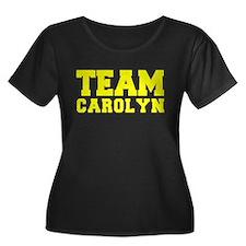 TEAM CAROLYN Plus Size T-Shirt